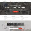 Criar Site Eventos Feiras Conferências WordPress Responsivo 757