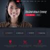 Criar Site Tecnologia Uma Página WordPress Responsivo 762 S