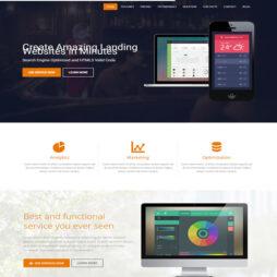 Criar Site Tecnologia Uma Página