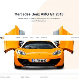Criar Site Aluguel De Carros