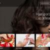 Criar Site Cabeleireiro WordPress Responsivo 786