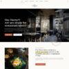 Criar Site Restaurante Cafeteria Joomla Responsivo 788