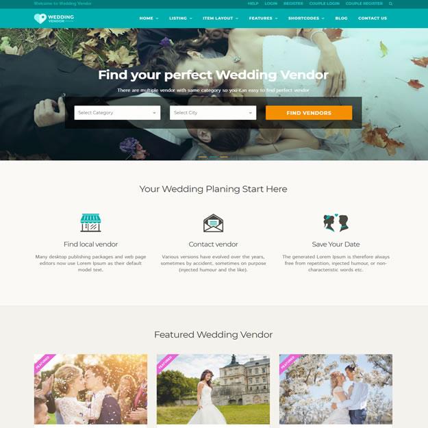 Criar Site Casamento Cerimonialista