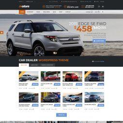 Criar Site Classificados Carros WordPress Responsivo 799 v1