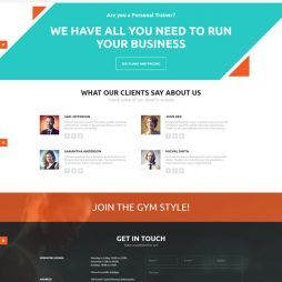 Template Academia WordPress Responsivo 717 v3
