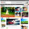 Template Blog Notícias Para Blogspot 569 S