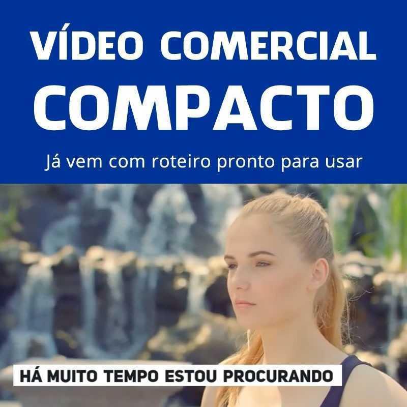 Vídeo Comercial Compacto Marketing 40 Segundos