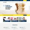 Criar Site Consultoria Finanças Contabil WordPress Responsivo 576 S