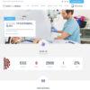 Criar Site Dentista Clinica Médica WordPress Responsivo 808