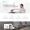Criar Site Empresa Corporativo Joomla Responsivo 817