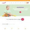 Criar Site Escola Creche Criança WordPress Responsivo 821 S