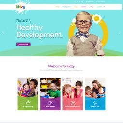 Criar Site Escola Creche