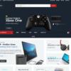 Loja Virtual Magento HTML Responsivo 588 S