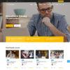 Criar Site Curso Online WordPress Responsivo 829