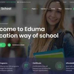 Criar Site Escola Faculdade