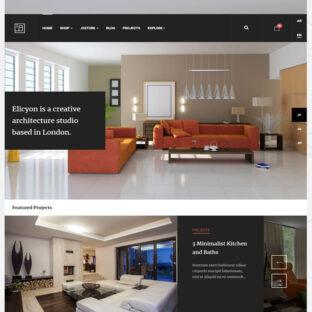 Criar Site Design Interiores