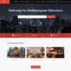 Criar Site Guia Comercial Template WordPress 839