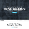 Criar Site Agências Designers Uma Página Drupal Responsivo 871 S