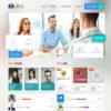 Criar Site Vagas Emprego WordPress Responsivo 888