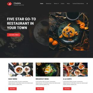 Criar Site Bar Restaurante