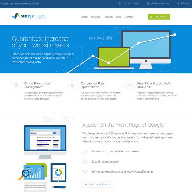 Criar Site Agência Marketing