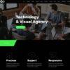 Criar Site Uma Página Empresa WordPress Responsivo 894
