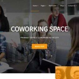 Criar Site Empresa Coworking