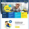 Criar Site Limpeza Serviços WordPress Responsivo 905 S