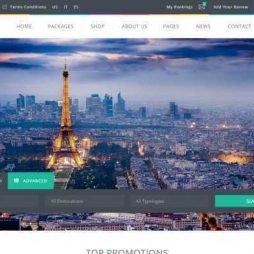 Criar Site Turismo