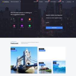 Criar Guia Comercial Template WordPress 842 S v2