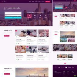 Guia Comercial Template WordPress 837 v1
