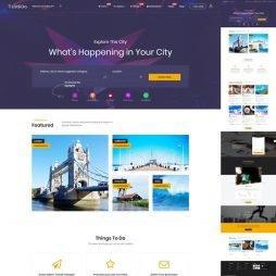 Criar Guia Comercial Template WordPress 842