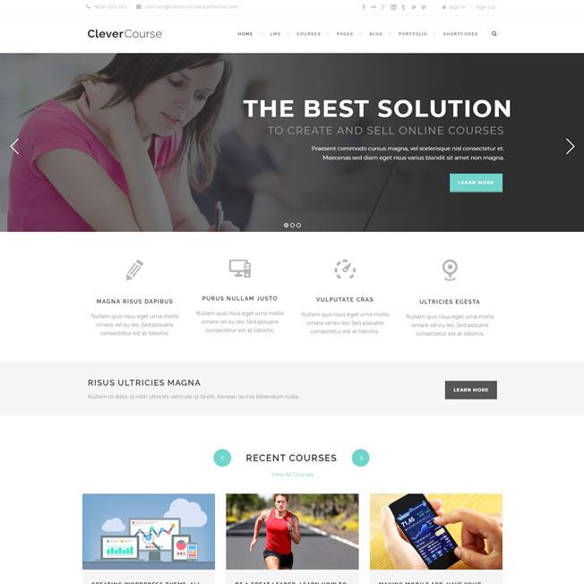 Criar Site Curso Online