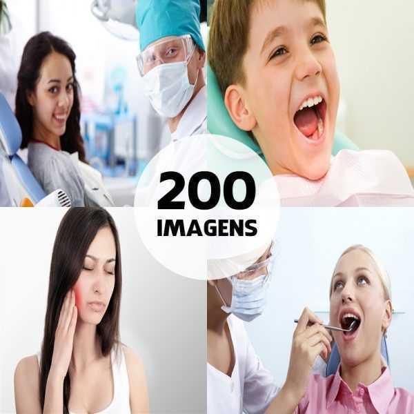 Banco De Imagens Clínica Odontológica Dentista Dente Boca
