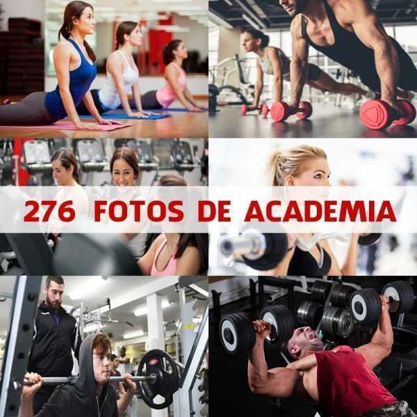 Banco Imagens Fitness Academia Musculação Fotos