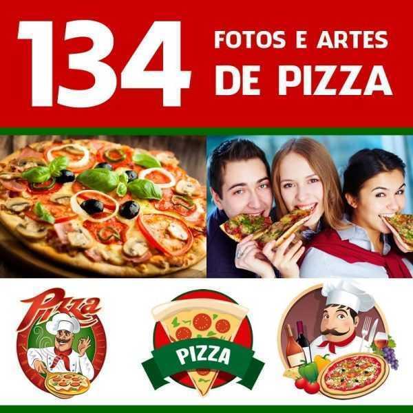Banco Imagens Pizza Pizzaria Artes Fotos