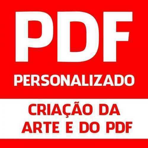 Pdf Personalizado Arte Folder Catálogo