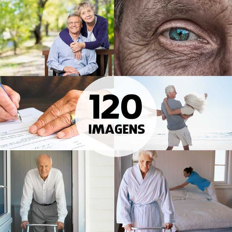 Banco 120 Imagens Idosos Velhos Terceira Idade