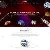Loja Virtual Esporte Marketplace WordPress Responsivo 939