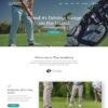 Criar Site Golf WordPress Responsivo 947