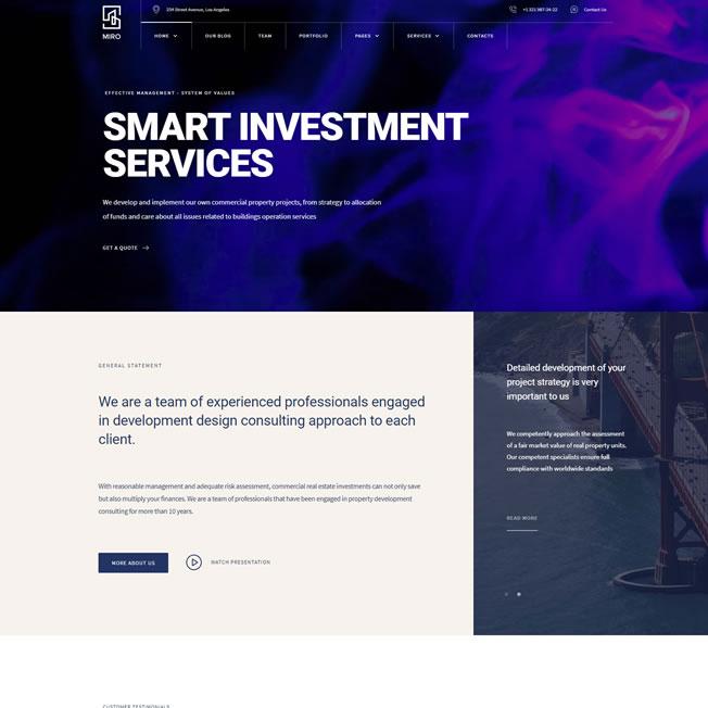 Criar Site Financeira 963