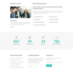 Criar Site Financeira Consultoria Joomla 964