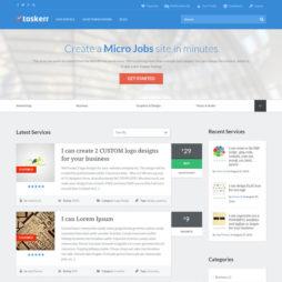 Marketplace Freelancer Serviços