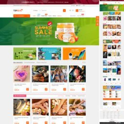 Loja Virtual Marketplace WordPress 934 S