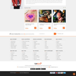 Loja Virtual Marketplace WordPress 934 S v3