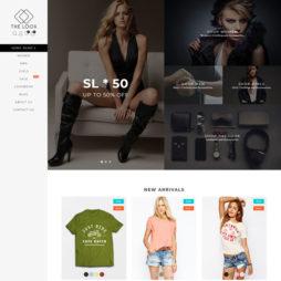 Loja Virtual Roupas Boutique Wordpress 956