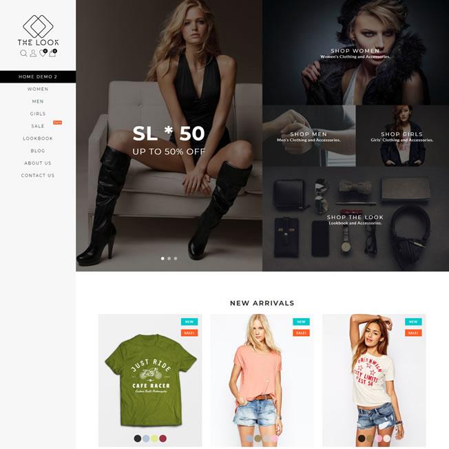 Loja Virtual Roupas Boutique