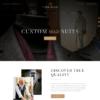 Criar Site Costura Alfaiate WordPress 930 S