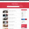 Criar Site Vídeos WordPress Português Responsivo 501