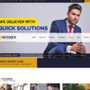 Criar Site Financeira Consultoria WordPress Responsivo 969
